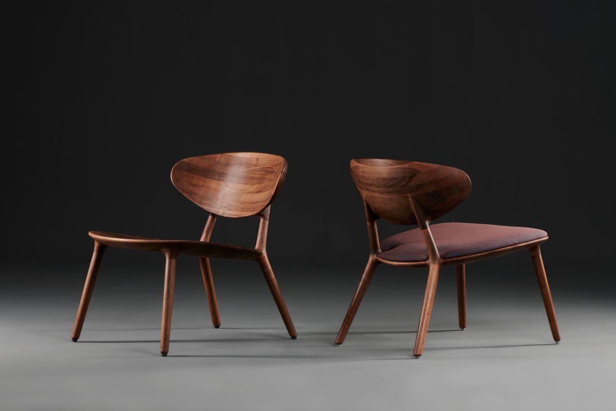 Surprising Wu Lounge Chair Artisan Furniture Australia Ibusinesslaw Wood Chair Design Ideas Ibusinesslaworg